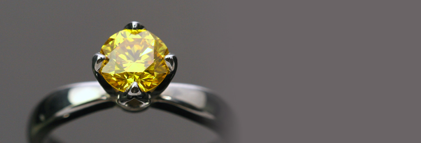 Yellow Liem Diamond