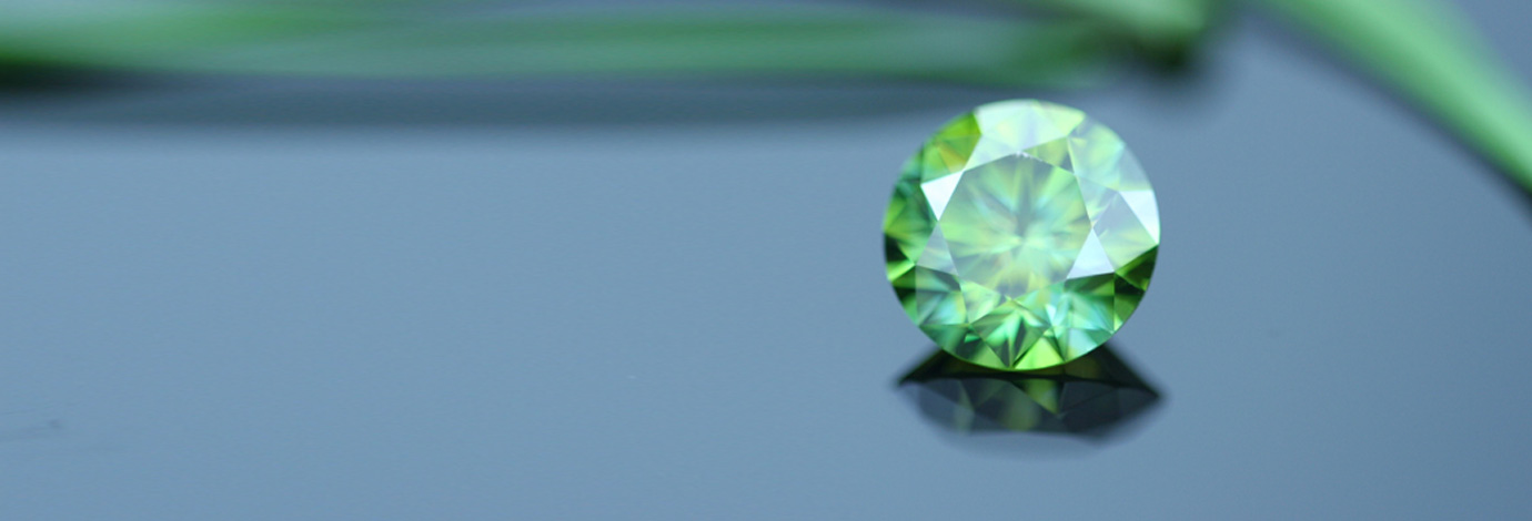 Green LifeGem Diamond
